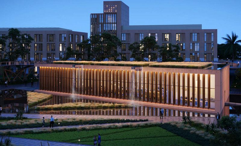 Plaksha University opens in Mohali