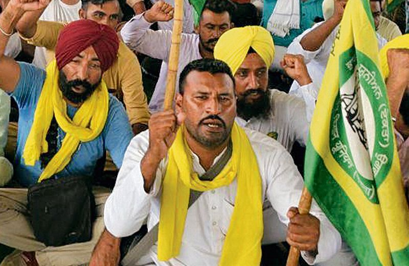 10 months on, farmers' stir  still strong; no sign of thaw