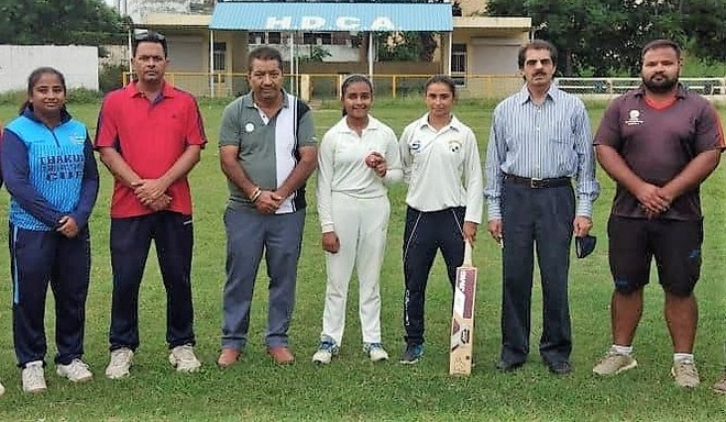 2 Hoshiarpur girls in U-19 team