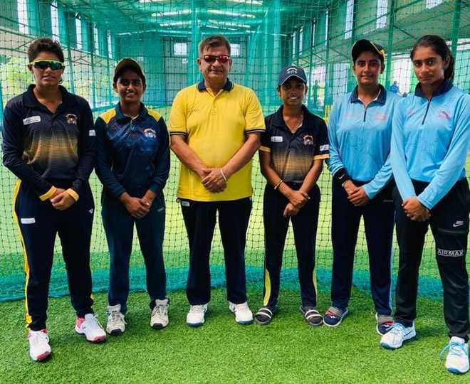 5 Jalandhar girls make it to U-19 cricket team