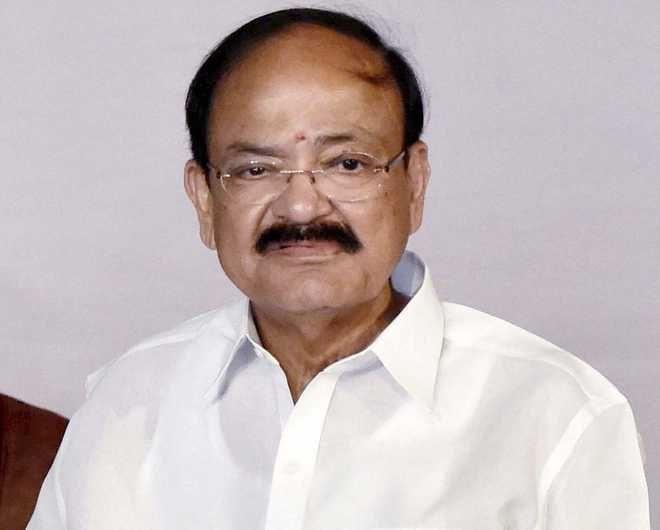 Disruption is contempt of House: M Venkaiah Naidu