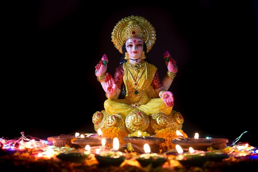 UK Royal Mint's 1st Goddess Lakshmi gold bar on sale