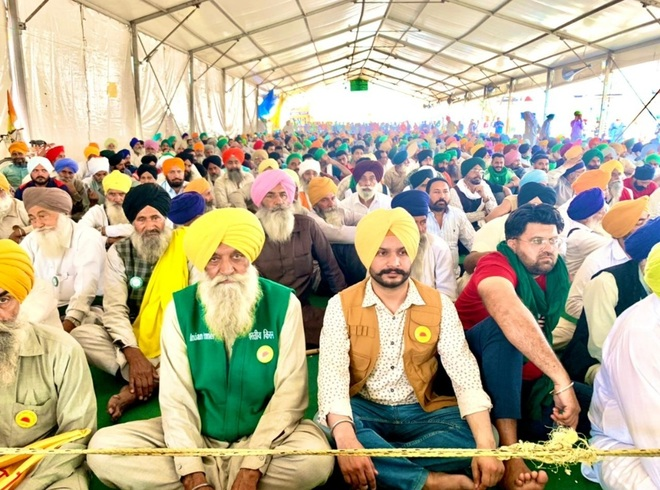 Won't let election campaigns subside our protest: Farmers