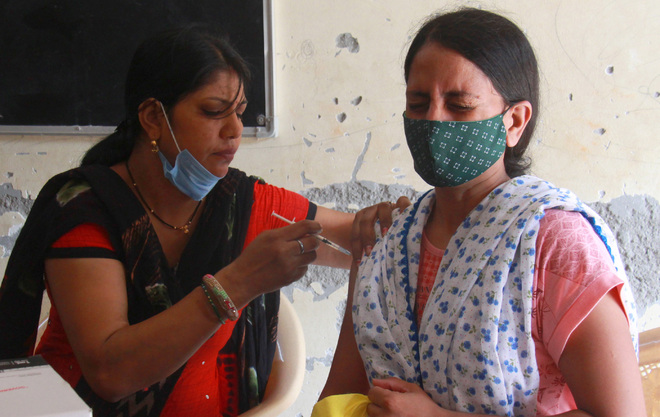 In Ambala, 100% target met for first-dose cover