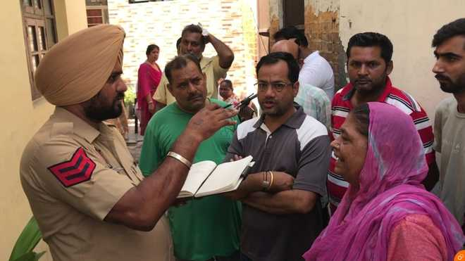 75-yr-old woman murdered in Khanna