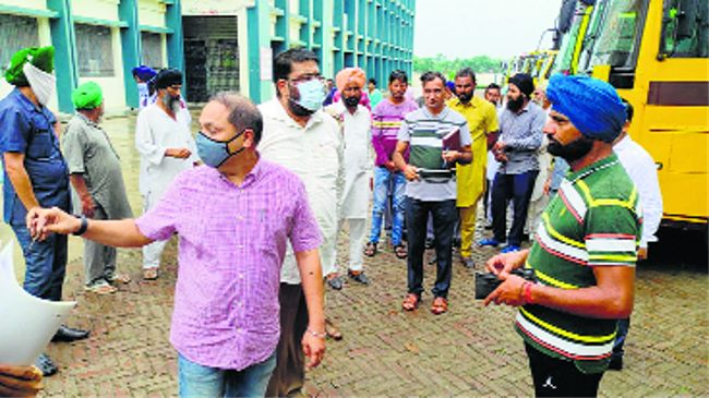Punjab Safe School Vahan Policy: Child rights panel inspects school