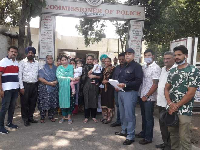 Double Murder: Days after 'cracking' case, Amritsar family alleges police inaction