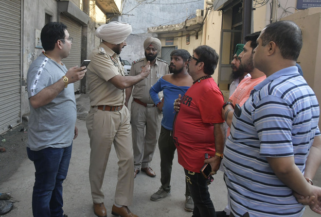 Ludhiana: Rs 35 lakh looted from gold trader's workers at Millerganj