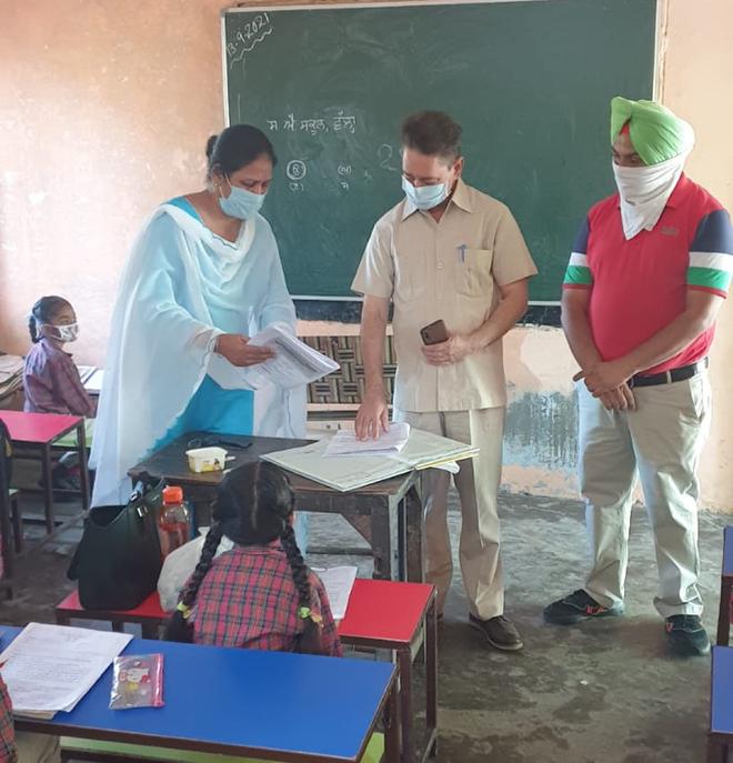 NAS preparatory exam commences offline