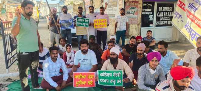 From Patiala, protests shift to CM Channi's hometown