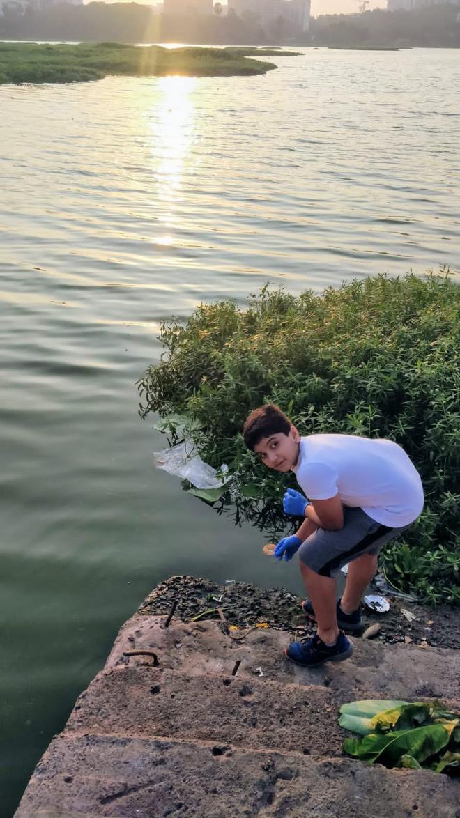Shimla's eco-hero saves Mumbai lake