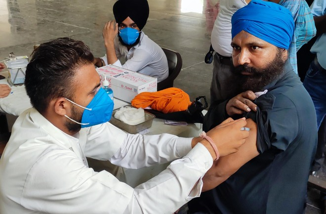 Vax drive resumes, Amritsar district administration receives 80K doses
