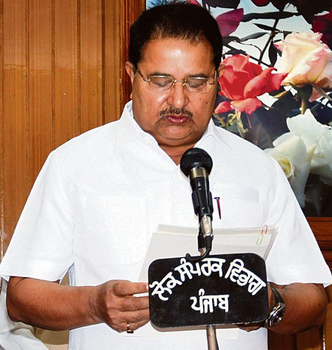 OP Soni once took on Navjot Sidhu