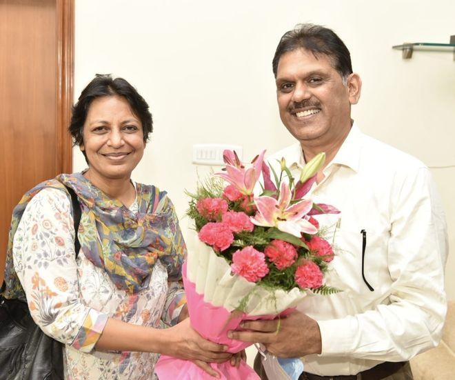 New Punjab Chief Secretary Anirudh Tiwari supersedes 6 officers
