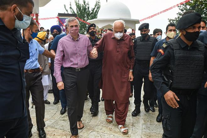 Farooq Abdullah: Hope Taliban will deliver good governance