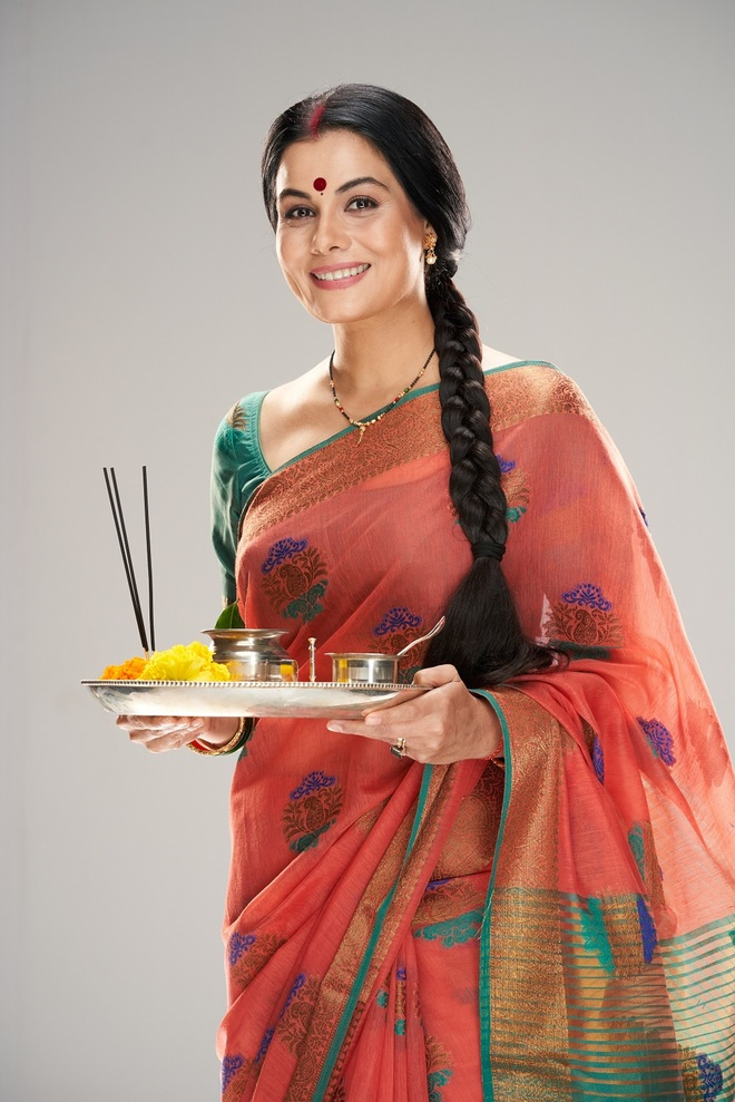 Actress Geetanjali Tikekar is excited about her new show Shubh Laabh- Aapkey Ghar Mein on Sony SAB