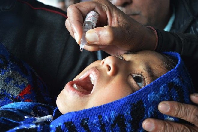 Pulse Polio drive from tomorrow
