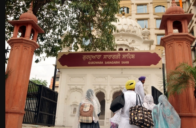 'Most historians have ignored Sikh architecture'