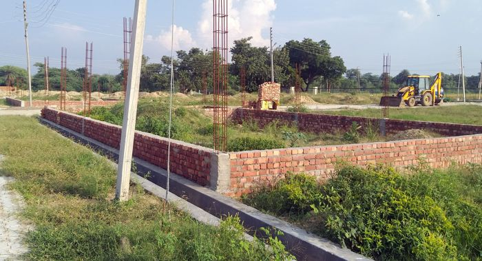 As September 30 deadline nears, scant construction at dairy project site in Patiala