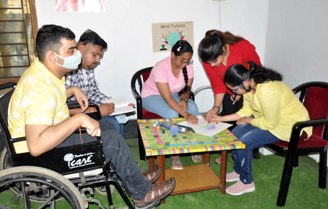 Now, a psychological gym for your soul in Amritsar