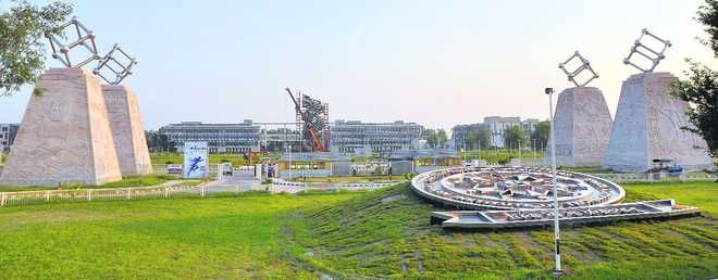 Ropar IIT makes  plant-based air purifier