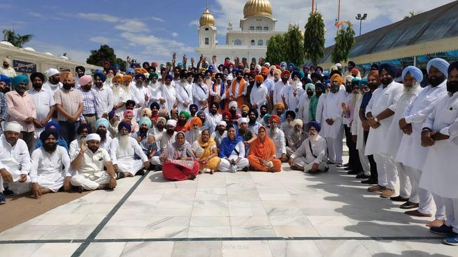 SAD workers upset over dropping of Fatehgarh Sahib leader Didar Singh Bhatti from nominee list