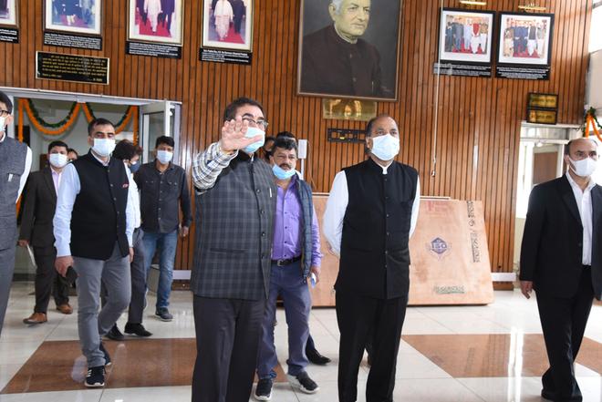 President Ram Nath Kovind's Shimla visit begins today, security beefed up