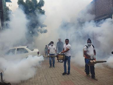 Amritsar residents debunk Municipal Corporation's claim of regular fogging