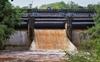 Water near danger mark, Sukhna Lake floodgate opened, third time this season