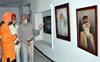 Catch a glimpse of great artist SG Thakar Singh's work
