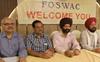 FOSWAC asks Chandigarh Admn, MC to resolve issues