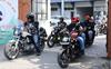 Ludhiana: Bike rally spreads awareness on prostate cancer