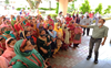 Panchayat pradhans protest, want secretary shifted out of Dharamsala