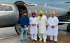 Punjab: Team Channi's private jet ride draws Oppsition flak