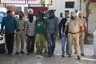 Rs 35-lakh robbery cracked in 12 hours, three nabbed in Ludhiana