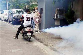 Fight against dengue on a war footing, claims MC