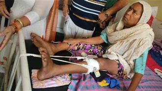 AAP leader, workers' visit irks Kapurthala Civil Hospital staff