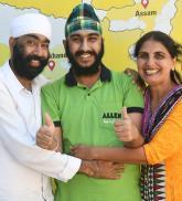 Chandigarh: Bhavan Vidyalaya pupil Guramrit Singh aces JEE-Main, eyes IIT-Bombay