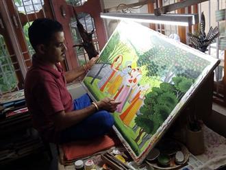 Kangra paintings available on Amazon