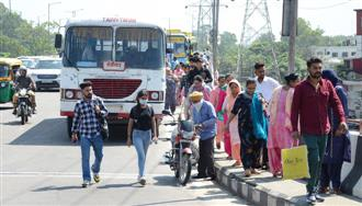 Roadways strike: Punjab Chief Minister Charanjit Singh Channi's assurance fails to break deadlock